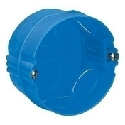 Boite à sceller ronde D67.P40 - Modulaires - Boîtes - Electricité & Eclairage - GEDIMAT