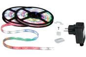 Ruban WaterLED multicolore 18W 7,5m IP67 - Spoterie et Luminaire - Electricité & Eclairage - GEDIMAT