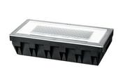 Encastré de sol solaire Cube/Box LED IP67 1x0,6W - Eclairages extérieurs - Electricité & Eclairage - GEDIMAT