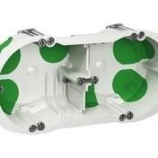 Boîte 2P Multifix Air étanche P40 E71mm - Modulaires - Boîtes - Electricité & Eclairage - GEDIMAT