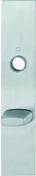Ensemble de plaques rectangulaires QUICK-FITPLUS BC - Quincaillerie de portes - Menuiserie & Aménagement - GEDIMAT