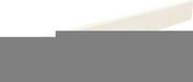 Plinthe pour carrelage sol FORMA larg.8cm long.80cm coloris beige - Carrelages sols int�rieurs - Cuisine - GEDIMAT