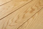 Parquet à coller chêne massif rustique verni brossé ép.14mm larg.130mm long.300 à 1500mm - Parquets - Menuiserie & Aménagement - GEDIMAT