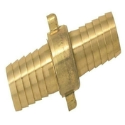 Jonction démontable en laiton 3 pièces F.20x27 pour tuyau diam.19mm - Tuyaux d'arrosage - Plein air & Loisirs - GEDIMAT