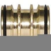 Jonction rapide en laiton pour tuyau d'arrosage - Tuyaux d'arrosage - Plein air & Loisirs - GEDIMAT