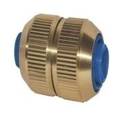 Raccord réparateur rapide en laiton pour tuyau diam.19mm - Tuyaux d'arrosage - Plein air & Loisirs - GEDIMAT