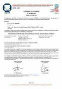 Entrevous polystyrène HOURDIVERSEL C27 SC158+ SE M1  - 1235x600mm - Planchers - Matériaux & Construction - GEDIMAT