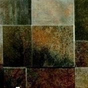 Décor Oxido pour mur en faïence satinée FUTURE larg.25cm long.70cm coloris cobre - Carrelages murs - Cuisine - GEDIMAT
