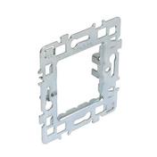 Plaque métal simple CASUAL - Interrupteurs - Prises - Electricité & Eclairage - GEDIMAT