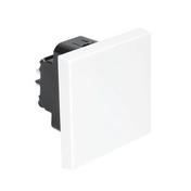 Mécanisme va et vient blanc CASUAL - Interrupteurs - Prises - Electricité & Eclairage - GEDIMAT