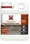 Préparateur sols incolore  - bidon 1l - Gedimat.fr