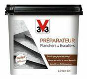 Préparation planchers et escaliers bois anciens incolore  - pot 0,75l - Gedimat.fr