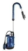 Pompe pour récupération d'eau de pluie SPID'O EC300 - tuile 1/2 pureau ROMANE-CANAL coloris vieilli occitan - Gedimat.fr