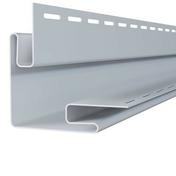Angle extérieur pour bardage vinyl ép.85mm larg.90mm long.2,90m Ecru - Clins - Bardages - Couverture & Bardage - GEDIMAT