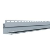 Angle extérieur pour bardage vinyl 85 x 90 mm Long.2,90 m Gris clair - Doublage isolant plâtre + polystyrène PREGYSTYRENE TH32 PV ép.10+140mm larg.1,20m long.2,60m - Gedimat.fr
