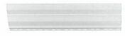 Bardage Vinyl ép.14mm larg.205mm utile (240 hors tout) long.utile 2,86m utile (2900 hors tout) Blanc - Poutre béton armé RAID 7 larg.10cm haut.7cm long.2,50m - Gedimat.fr