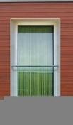 Balconnet HOLLYWOOD en acier thermolaqué blanc haut.93cm larg.1,20m - Balustrades et Garde-corps extérieurs - Aménagements extérieurs - GEDIMAT