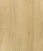 Parquet à coller chêne massif premier verni mat ép.14mm larg.130mm long.300 à 1500mm - Escalier hélicoïdal kit KLAN acier/bois diam.1,40m haut.2,53/3,06m finition gris/bois clair - Gedimat.fr