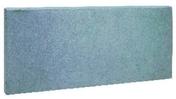 Bordure droite pierre bleue naturelle long.50cm haut.23cm ép.3cm - Coffrage de poteau PVC ABS stable aux U.V.GEOTUBE réutilisable circulaire haut.60cm diam.80cm - Gedimat.fr