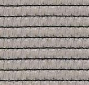 Brise vue SOLEADO haut.1,5m rouleau de 50m Glam Anthracite - Feutre g�otextile BIDIM GREEN 8 larg.1m long.25m - Gedimat.fr