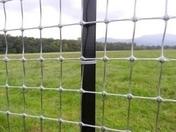Filet pour clôture MILLENNIUM haut.1m rouleau de 25m coloris argent - Poutre VULCAIN section 25x20 cm long.5,00m pour portée utile de 4,1 à 4,60m - Gedimat.fr