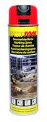 Bombe traceur de chantier 500 ml fluo rouge - Bombes de peinture - Peinture & Droguerie - GEDIMAT