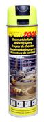 Bombe traceur de chantier 500 ml fluo jaune - Cordeau coton tressé - 3mm/100g - Gedimat.fr