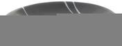 Porte-savon à poser ZEN céramique décor galets gris - Listel carrelage pour mur en faïence CARAIBI larg.6,5cm long.20cm coloris beige vert - Gedimat.fr