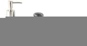 Set accessoires 3 pièces ZEN céramique - Armoires de toilette et Accessoires - Salle de Bains & Sanitaire - GEDIMAT