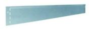 Bordure m�tallique flexible dim.1180x130mm �p.2mm - Gravier marbre blanc calibre 8/16 sac de 25kg - Gedimat.fr