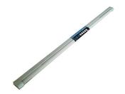 Réglette 1x36W + 1 tube - Poutre VULCAIN section 12x25 long.2,50m pour portée utile de 1.6 à 2.1m - Gedimat.fr