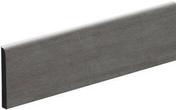 Plinthe carrelage pour sol KOSHI larg.9,5cm long.45cm coloris gris foncé - Plinthe PVC à coller pour sol vinyle PURE CLICK40 décor chêne gris moyen - Gedimat.fr