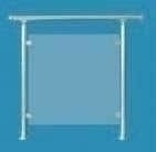 Verre acrylique polycarbonate A24 pour garde-corps RONDO ép.6mm - Balustrades et Garde-corps intérieurs - Menuiserie & Aménagement - GEDIMAT