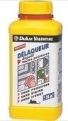 Délaqueur DULUX VALENTINE bidon de 0,50 litre - Décapants - Diluants - Aménagements extérieurs - GEDIMAT