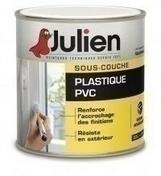 Sous couche plastique PVC J2 JULIEN bidon de 2,50 litres - Peintures - Peinture & Droguerie - GEDIMAT