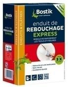 Enduit de rebouchage express BOSTIK boîte de 1kg - Enduits - Colles - Isolation & Cloison - GEDIMAT