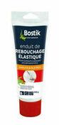Enduit de rebouchage élastique en tube de 330gr - Enduit de rebouchage fissures et trous élastique POLYFILLA en pâte tube de 330g blanc - Gedimat.fr