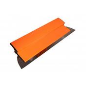Lame Perfect Liss - 45cm - Truelle d'angle intérieur inox manche bois long.12cm - Gedimat.fr