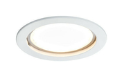 Encastré rond Coin LED IP44 1x14W - Table aluminium MT long.160cm prof.90cm haut.74cm gris anthracite - Gedimat.fr