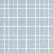 Emaux de verre de 2,5x2,5cm antidérapant NATUREGLASS sur trame de 31,1x31,1cm coloris white - Kit de liaison pour MODULESCA - Gedimat.fr