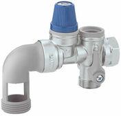 GROUPE SECURITE COUDE ANTI.CALC.NF 7BARS - Chauffe-eau et Accessoires - Plomberie - GEDIMAT