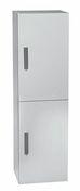Colonne de salle de bains LYRIC en MDF Haut.1,20m Coloris blanc - GEDIMAT - Matériaux de construction - Bricolage - Décoration