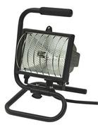 Projecteur halogène portable 400W IP54 - Projecteurs - Baladeuses - Hublots - Electricité & Eclairage - GEDIMAT