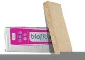 Panneau isolant chanvre/lin/coton BIOFIB'TRIO Long.1,25m larg.0,60m ép.100mm - Toiture - Combles - Isolation & Cloison - GEDIMAT