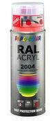 Bombe de peinture RAL 2004 Orangé pur - Brillant Duplicolor - Bombes de peinture - Peinture & Droguerie - GEDIMAT