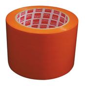 Adhésif tous travaux PVC souple P471R orange rouleau long.33m larg.75mm - Colles - Adhésifs - Peinture & Droguerie - GEDIMAT