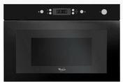 Four micro-ondes encastrable WHIRLPOOL 22L coloris noir - Fours - Fours micro-ondes - Cuisine - GEDIMAT