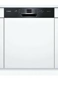 Lave vaisselle 12 couverts 5 programmes BOSCH Bandeau Noir - Lave-vaisselle - Cuisine - GEDIMAT