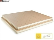 Mousse polyuréthane EUROSOL BR - 1,20x1m Ep.70mm - R=3,15m².K/W - Murs et Cloisons intérieurs - Isolation & Cloison - GEDIMAT