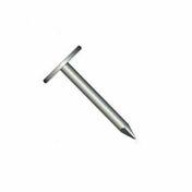 Pointe galvanisée tête extra large diam.3mm long.40mm boite de 5kg - Clouterie - Visserie - Quincaillerie - GEDIMAT